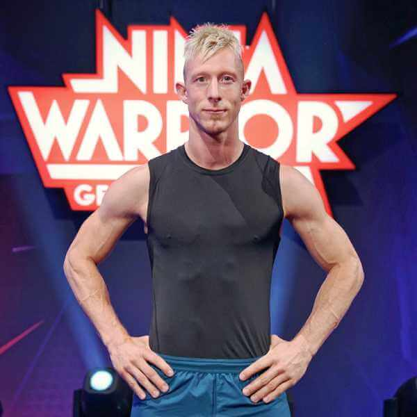 Lars Bugdahn bei Ninja Warrior Germany